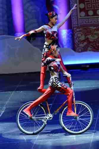 אופניים אקרובטיות